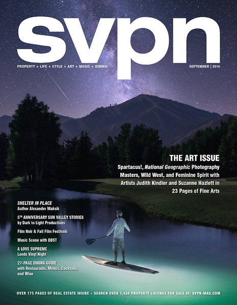 SVPN September 2016 Cover Image