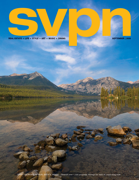 SVPN September 2020 Cover Image
