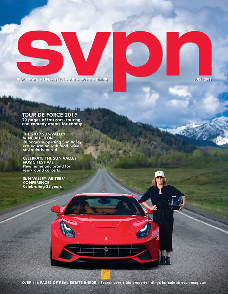SVPN July  2019 Cover Image
