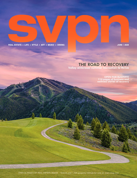 SVPN June  2020 Cover Image