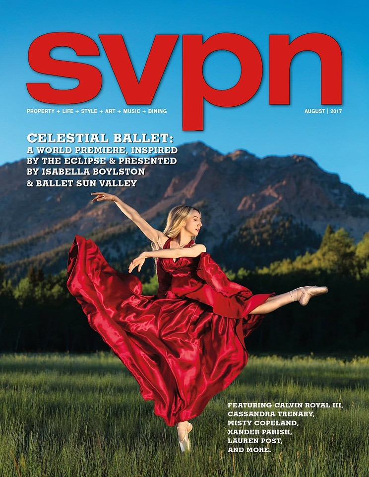 SVPN August 2017 Cover Image