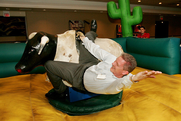 Mechanical Bull Rider