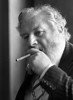 Actor Sir Peter Alexander Ustinov pauses to smoke during a news conference in Ottawa on Nov. 7, 1979. The British actor was the winner of numerous awards over his life, including Academy Awards, Emmy Awards, Golden Globes and BAFTA Awards. The Canadian Press Images/Fred Chartrand