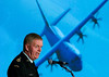 General Rick Hillier says Canadian soldiers cannot avoid combat if they are to remain in the southern Afghan province of Kandahar. Hillier made the comments while talking with reporters after a speech in Ottawa Friday, Feb. 1,2008.   Fred Chartrand/The Canadian Press