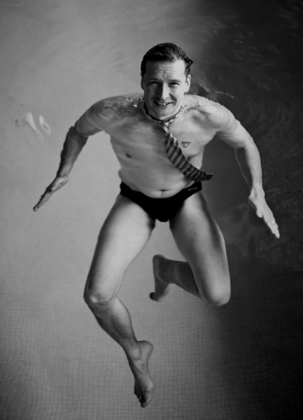 For Photosensitive. A poster-boy for mid-life health and fitness, Alex Baumann was shocked to be diagnosed with prostate cancer at age 47. This two-time gold medalist at the 1984 summer Olympics can't remember having any symptoms, and credits the PSA test for early detection. After undergoing robotic surgery, Baumann still swims four times a week and lives a hectic life criss-crossing Canada to meet with summer and winter sport federations.