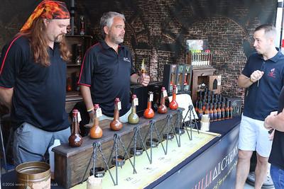Gloucester Quays Food Festival 2016