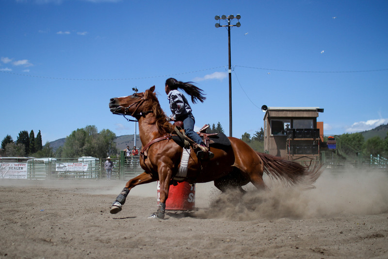 The Chief Schonchin Powwow and All Indian Rodeo