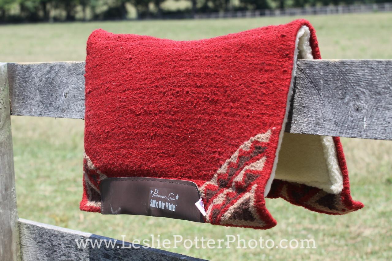 Western Saddle Blankets