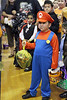 Jeremiah (7)) won the best costume in his group at the Monster Bash event hosted by the city of Pasadena at PAL Gym.