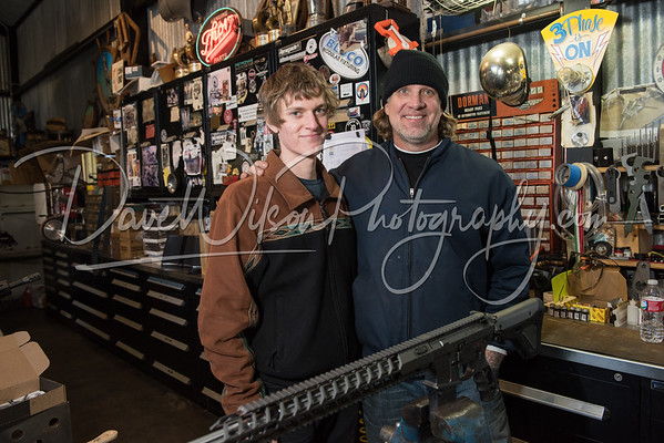 Jesse James, Sr. and Jr. (see #60 for retouched version)