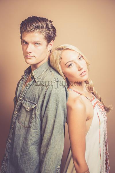 Kenzie and Brandon