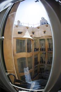Casa Milà, La Pedrera: Barcelona