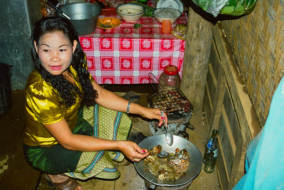 Laos 1995