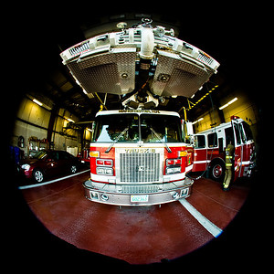Manchester Fire Department Engine 6
