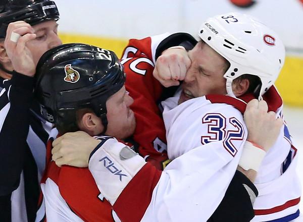 HKN Senators Canadiens 2013
