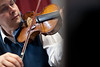 1/10/10 Boston, MA --   2010.  Violinist Nicholas Kitchen practices with the Borromeo String Quartet rehearsal at the New England Conservatory January 10, 2020. Erik Jacobs for the New York Times