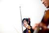 1/10/10 Boston, MA --   2010.  Viola player Mai Motobuchi practices with the Borromeo String Quartet at the New England Conservatory January 10, 2020. Erik Jacobs for the New York Times