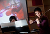 1/10/10 Boston, MA --   2010.  Violinist Kristopher Tong practices with the Borromeo String Quartet rehearsal at the New England Conservatory January 10, 2020. Erik Jacobs for the New York Times