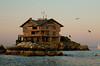 7/26/08 Jamestown, RI -- Clingstone, built in 1905 and currently owned by Henry Wood, located in Narragansett Bay, RI.  July  26, 2008.  Erik Jacobs for the New York Times <br /> 30065452A