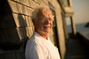 7/26/08 Jamestown, RI -- A portrait of Henry Wood, current owner of Clingstone, built in 1905 and located in Narragansett Bay, RI.  July  26, 2008.  Erik Jacobs for the New York Times <br /> 30065452A