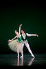 "2/5/09 Boston, MA -- Members of the Boston Ballet perform Emeralds, the first act of Balanchine's ""Jewels"" February 25, 2009 at the Wang Theatre in Boston, MA.  Erik Jacobs for the New York Times <br /> 30077221A"