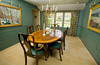 4/26/08 Middletown, RI -- The dining room at 330 Gray Craig Rd on the market for $6.95 million in Middletown, RI, 2008.  Erik Jacobs for the New York Times <br /> 30060965A