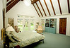 4/26/08 Middletown, RI -- The master bedroom at 330 Gray Craig Rd on the market for $6.95 million in Middletown, RI, 2008.  Erik Jacobs for the New York Times <br /> 30060965A