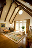 4/26/08 Middletown, RI -- The great room at 330 Gray Craig Rd on the market for $6.95 million in Middletown, RI, 2008.  Erik Jacobs for the New York Times <br /> 30060965A