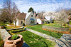 4/26/08 Middletown, RI -- A view of the front of the house at 330 Gray Craig Rd on the market for $6.95 million in Middletown, RI, 2008.  Erik Jacobs for the New York Times <br /> 30060965A