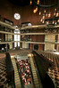 8/21/07 Boston MA -- The lobby of the Liberty Hotel in Boston, MA which was formerly the Charles St. Jail from 1851 to 1990.   Erik Jacobs for the New York Times<br /> <br /> 30047795A