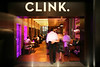 9/8/07 Boston, MA -- The CLINK bar and restaurant at the Liberty Hotel in Boston, MA, September 8, 2007.  Erik Jacobs for the Boston Globe