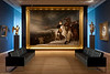 "11/15/10 Boston, MA -- ""Passage of the Delaware"" by Thomas Sully in the Kristin and Roger Servison Gallery in the new Art of the Americas wing at the Museum of Fine Arts in Boston, Mass. Nov. 15, 2010.  Erik Jacobs for the New York Times"