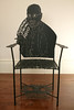 11/2/07 Boston, MA -- A Freud chair November 2, 2007.  Erik Jacobs for the New York Times<br /> <br /> 30051870A