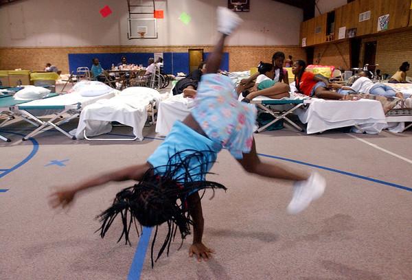 Katrina Evacuees