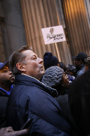 Occupy Chicago MLK  Event
