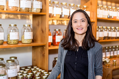Story and photos of Heather Wong, owner of The Allspicery in downtown Sacramento, posted April 5, 2016. http://www.comstocksmag.com/web-only/life-spice