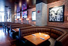 3/9/10 Boston, MA -- Photos of the interior of Jerry Remy's Bar and Grill opening mid-March on Bolyston Street in Boston, March 9, 2010.  Erik Jacobs for the Boston Globe