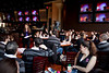 3/9/10 Boston, MA -- New servers get their final training before the opening of Jerry Remy's Bar and Grill in Boston, March 9, 2010.  Erik Jacobs for the Boston Globe