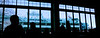 3/9/10 Boston, MA -- ***THIS PHOTO IS A MULTI-PHOTO COMPOSITE MADE BY STITCHING 3 SEPARATE IMAGES TOGETHER*** A view of Fenway Park out the rear windows of Jerry Remy's Bar and Grill in Boston, March 9, 2010.  Erik Jacobs for the Boston Globe