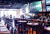 3/9/10 Boston, MA -- A view of the interior of Jerry Remy's Bar and Grill in Boston, March 9, 2010.  Erik Jacobs for the Boston Globe