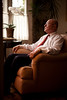 10/4/10 Brookline, MA -- Portrait of Thomas D. Davidow, principal of Thomas D. Davidow & Associates at his home in Brookline, Mass. October 4, 2010.  Erik Jacobs for the Private Wealth Magazine.