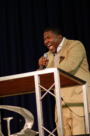 Pastor Brooks 12 year Anniversary Service
