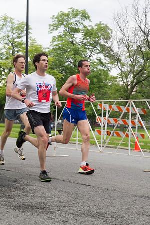 Pastor Brooks Marathon