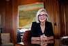 na-scc12. Chief Justice Beverley MacLachlan in her office at Supreme Court of Canada in Ottawa, Thursday August 8, 2016. Photo by Fred Chartrand for the Toronto Star