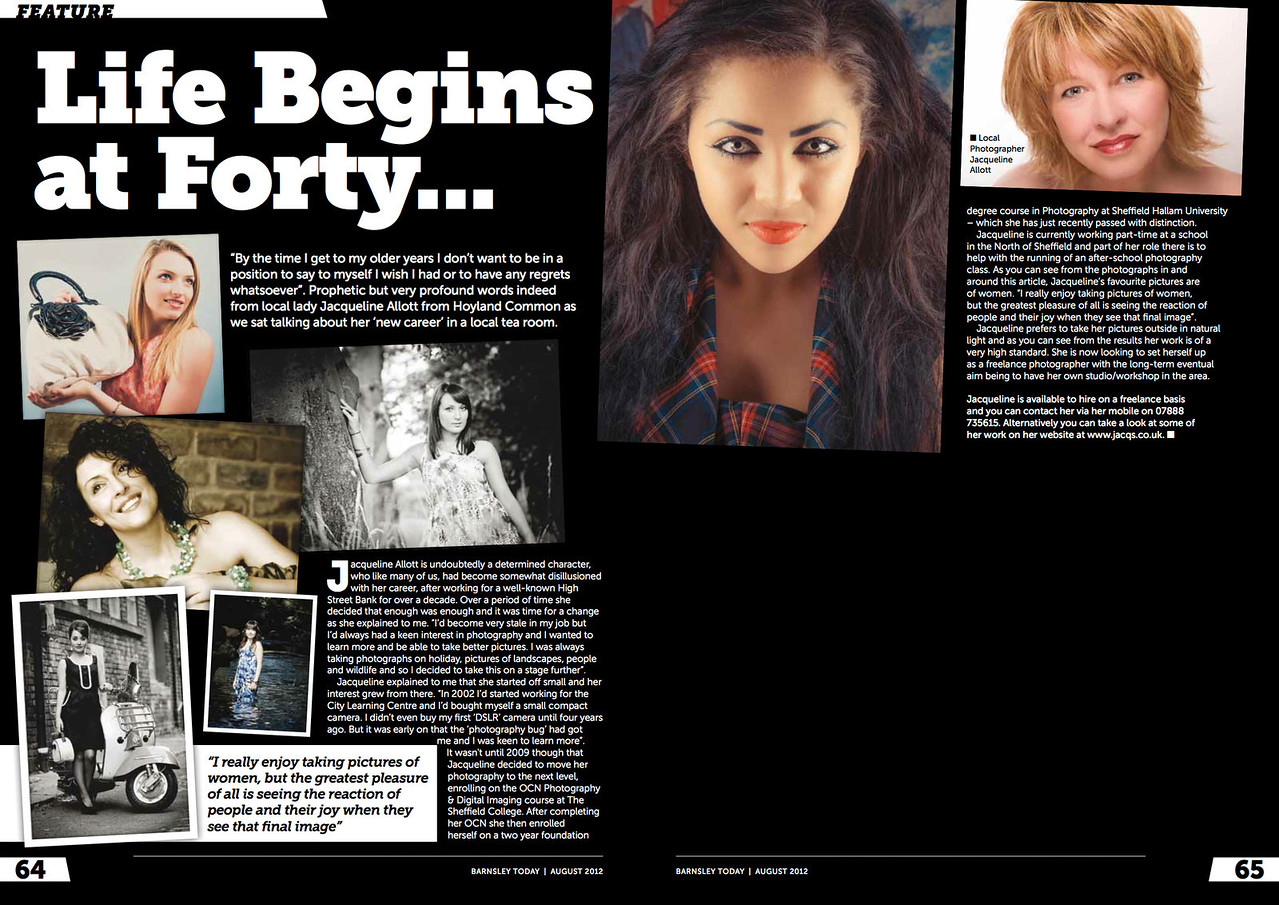 Barnsley Today Magazine - August 2012 Issue