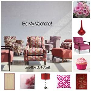 VALENTINE DAY LZB Collage