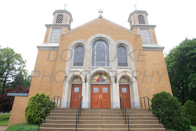 St. Josaphat Ukrainian Catholic Church in Bethlehem, PA. photo/Don Blake Photography