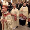 Bishop Malooly processes into the Cathedral of Saint Peter for the Opening Mass of the 150th Anniversary of the Dioceses of Wilmington. wwwDonBlakePhotography.com