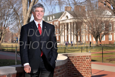 Patrick Harker, President, University of Delaware will receive the Msgr. Reese Award from Catholic Charities in March. photo/ www.DonBlakePhotography.com