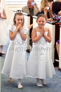 XXXXXXXXXXXXXX process to the alter during their First Communion Mass at Sacred Heart Church, Chestertown, Maryland, Sunday. May 6, 2012. photo/ www.DonBlakePhotography.com